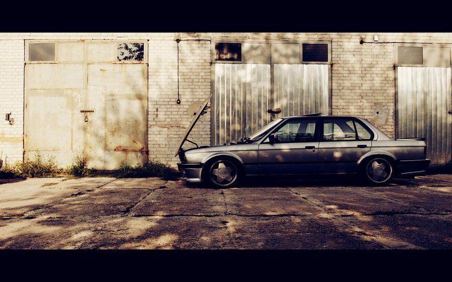 BMW E30 Wallpaper 13