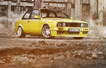 BMW E30 Wallpaper 20 1920x1080 340x220