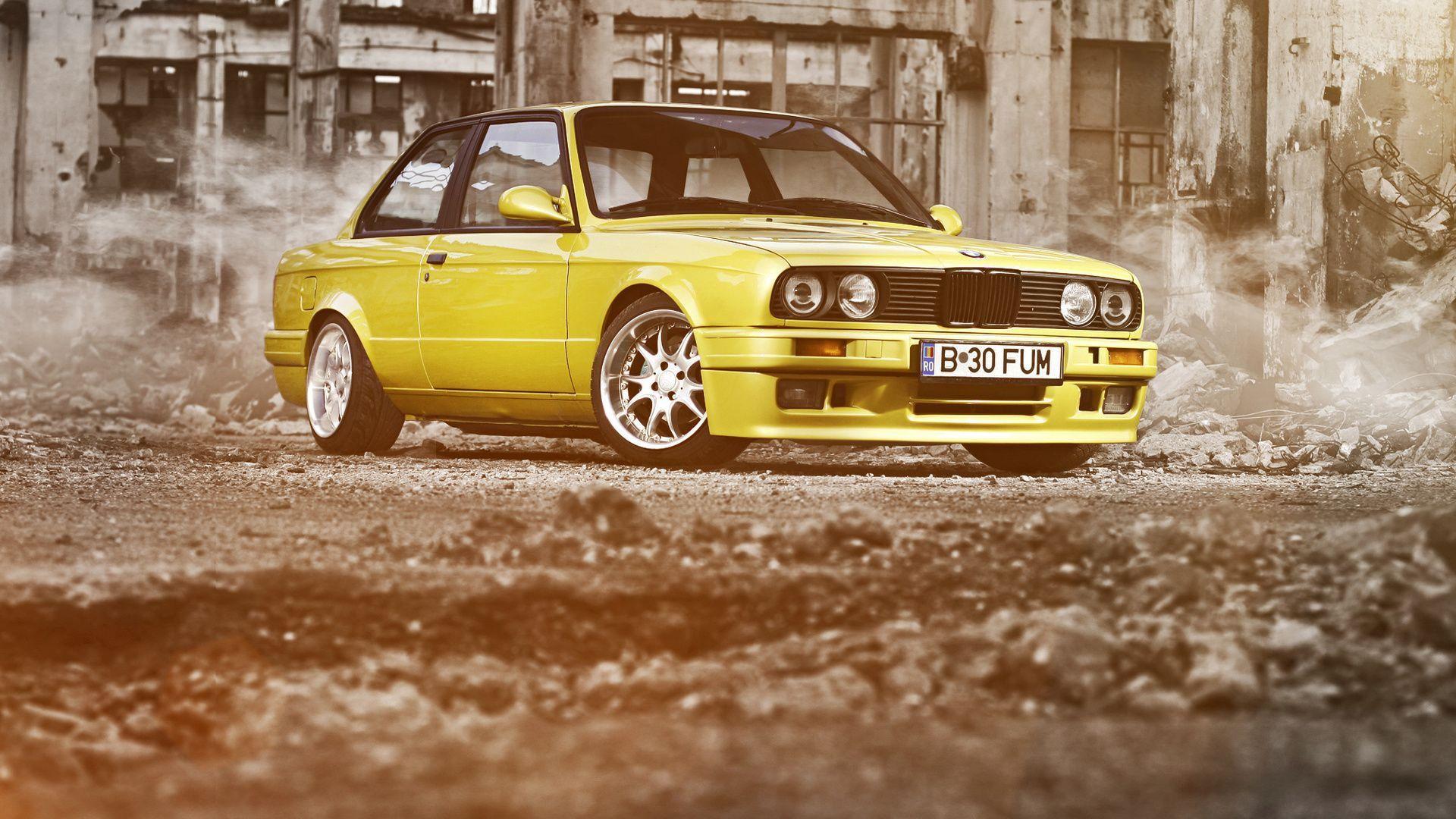 BMW E30 Wallpaper 20