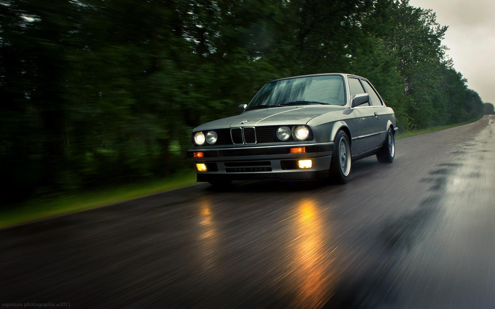 BMW E30 Wallpaper 26