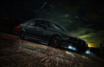 BMW E36 Wallpaper 11 1600x1071 340x220