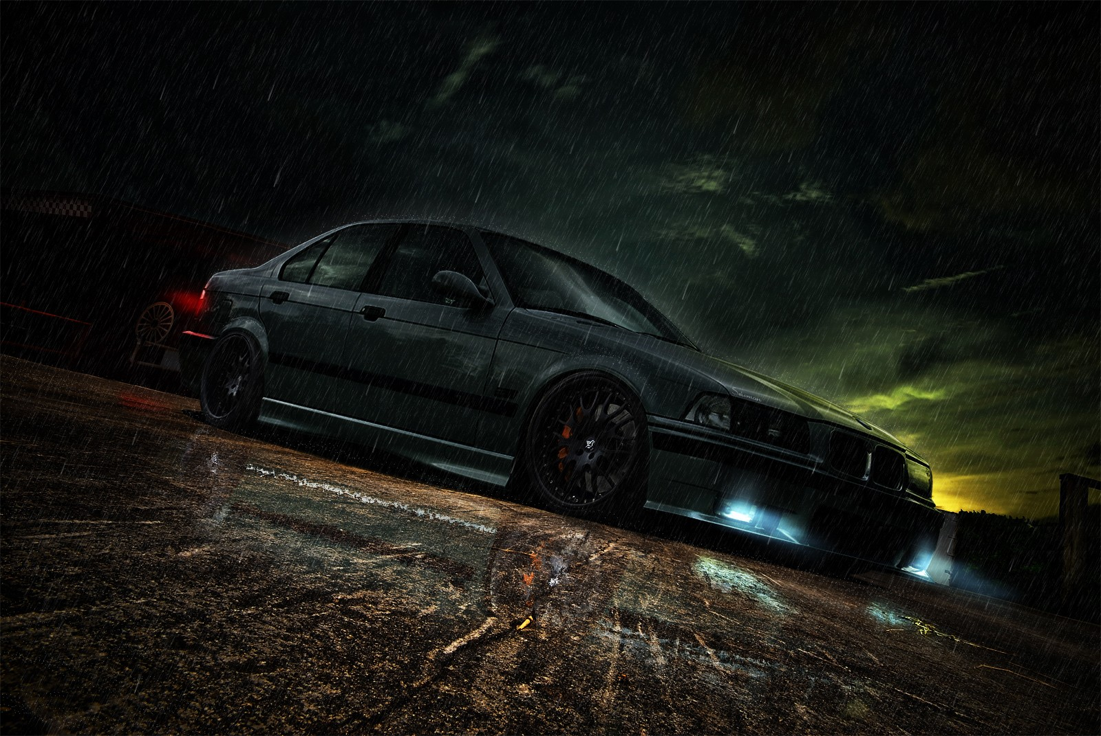 Bmw E36 Wallpaper 11 1600x1071