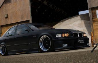 BMW E36 Wallpaper 13 1600x903 340x220