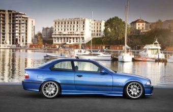BMW E36 Wallpaper 17 3000x1875 340x220