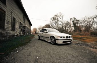 BMW E36 Wallpaper 28 3888x2592 340x220