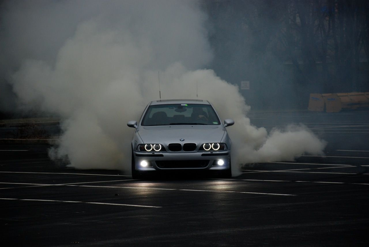 BMW E39 Wallpaper 02 - [1280x856]