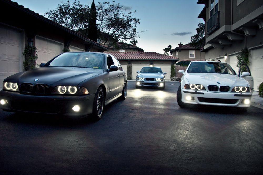BMW E39 Wallpaper 05 - 1000x667