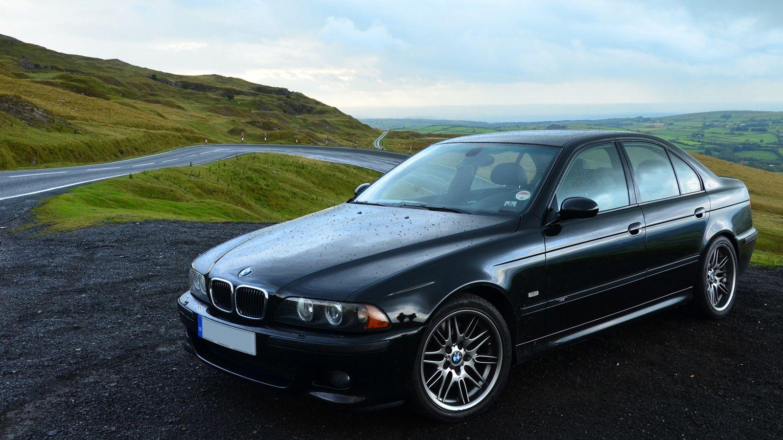 BMW E39 Wallpaper 13 - 1600x900
