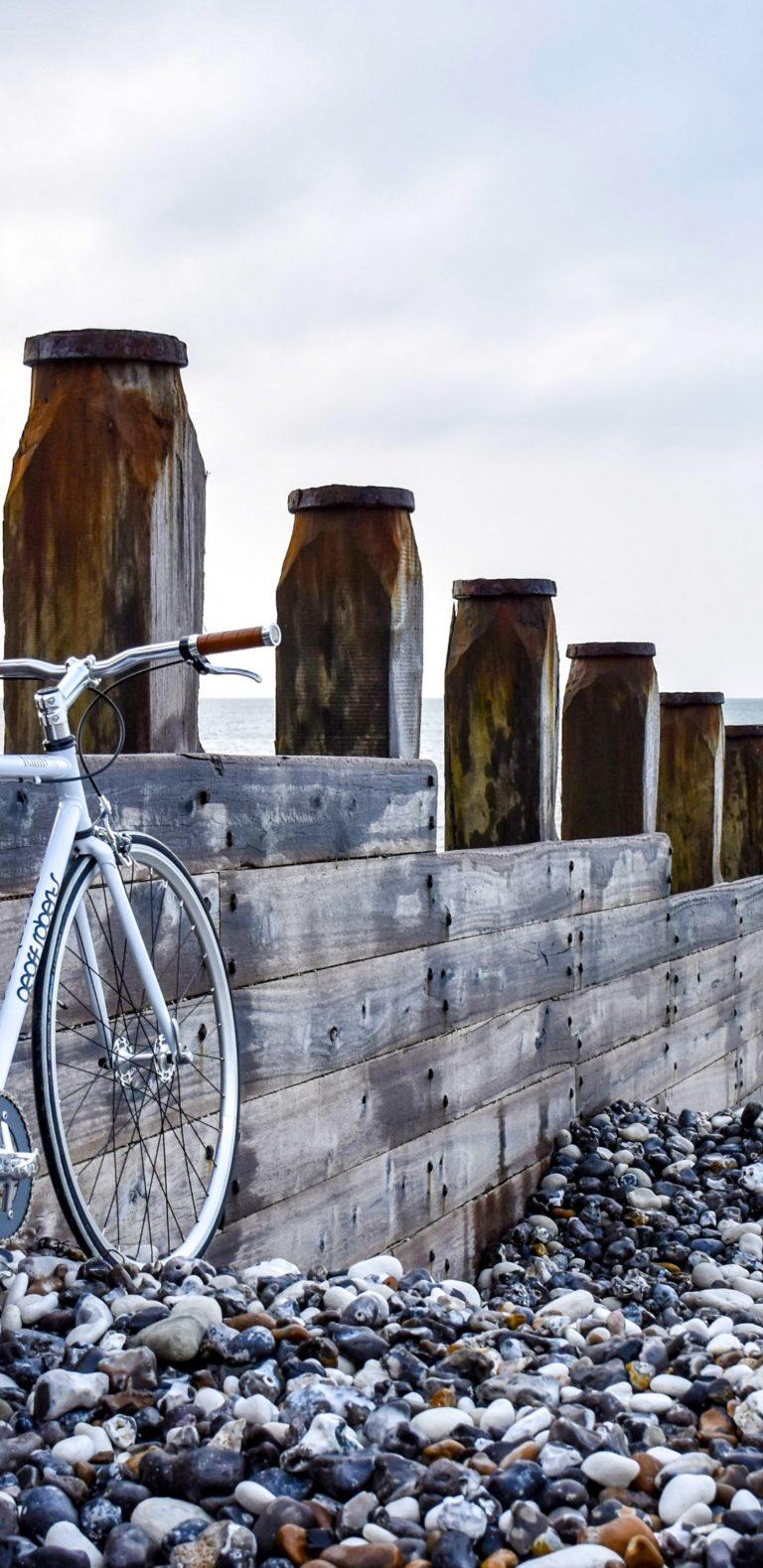 Beach Bicycle Bike Nature 1080x2220 768x1579