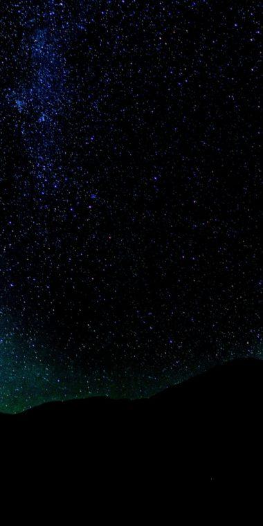 Dark Exploration Night Sky Stars 720x1440 380x760