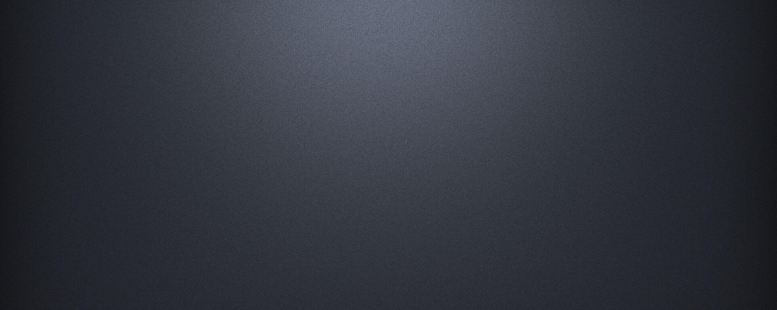 Dark Grey Wallpaper 07 - [2560x1024]