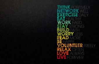 Dont Give Up Wallpaper 05 2560x1600 340x220