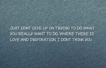 Dont Give Up Wallpaper 10 640x1136 340x220