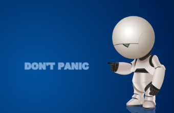 Dont Panic Wallpaper 07 1600x1200 340x220