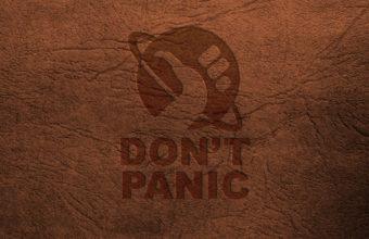 Dont Panic Wallpaper 10 1920x1080 340x220