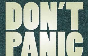 Dont Panic Wallpaper 12 640x960 340x220