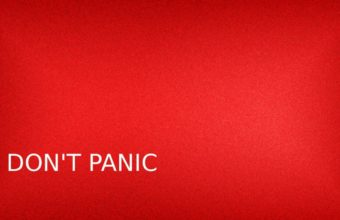 Dont Panic Wallpaper 14 1191x670 340x220