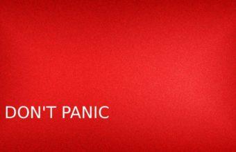 Dont Panic Wallpaper 14 1191x670 340x220