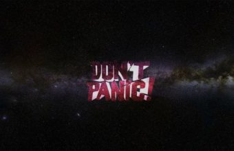 Dont Panic Wallpaper 15 900x506 340x220