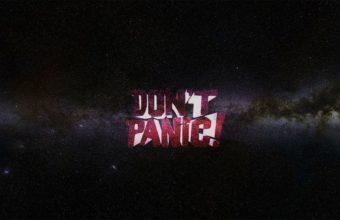 Dont Panic Wallpaper 15 900x506 340x220