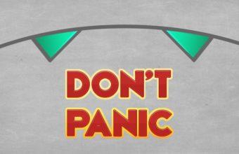 Dont Panic Wallpaper 19 900x563 340x220