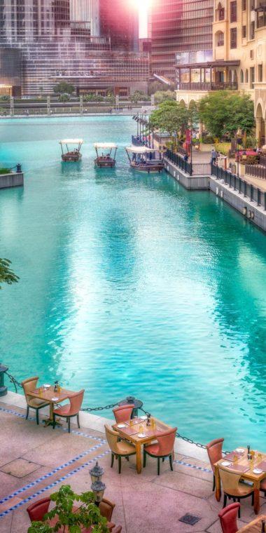 Dubai Emirates Resort Houses 720x1440 380x760