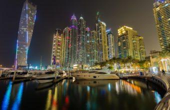 Dubai Marina Wallpaper 01 2048x1365 340x220