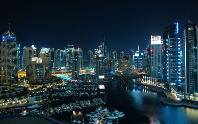 Dubai Marina Wallpaper 03 1680x1050 768x480