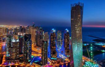 Dubai Marina Wallpaper 04 2048x1303 340x220