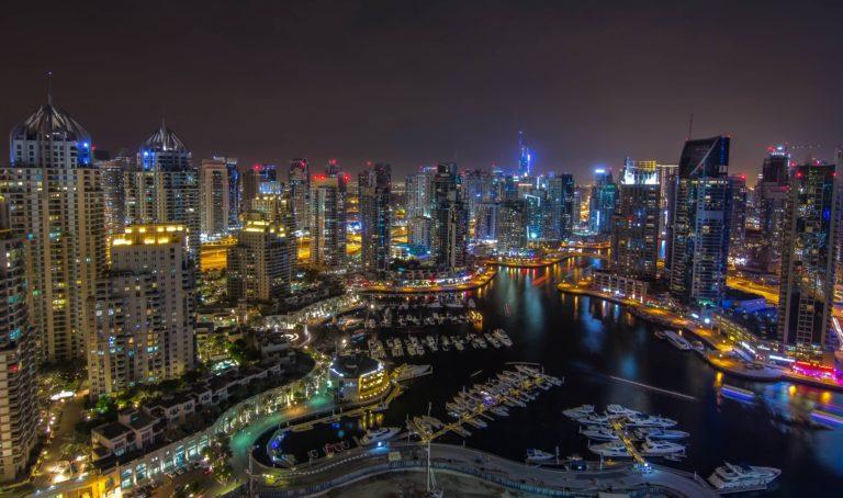Dubai Marina Wallpaper 07 5187x3066 768x454