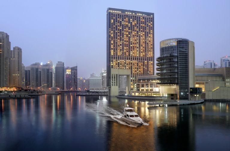 Dubai Marina Wallpaper 09 3000x1978 768x506