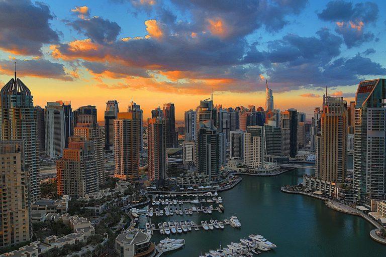 Dubai Marina Wallpaper 10 2560x1707 768x512