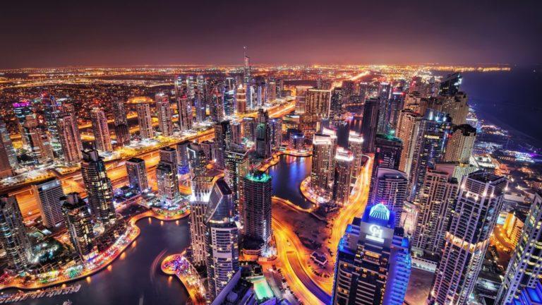 Dubai Marina Wallpaper 11 1920x1080 768x432