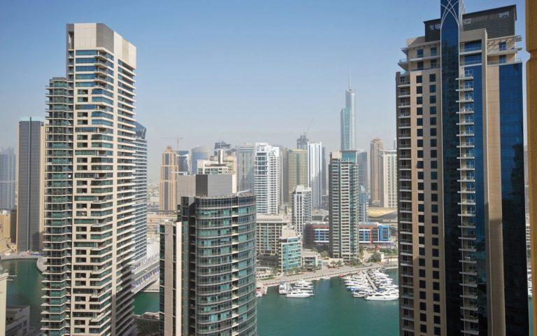 Dubai Marina Wallpaper 12 1920x1200 768x480