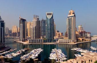 Dubai Marina Wallpaper 14 1280x640 340x220