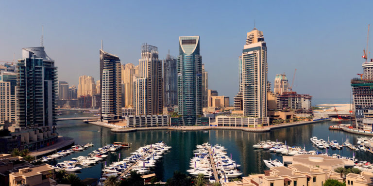 Dubai Marina Wallpaper 14 1280x640 768x384
