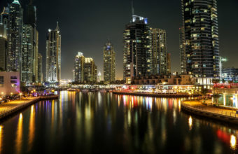 Dubai Marina Wallpaper 15 1000x667 340x220
