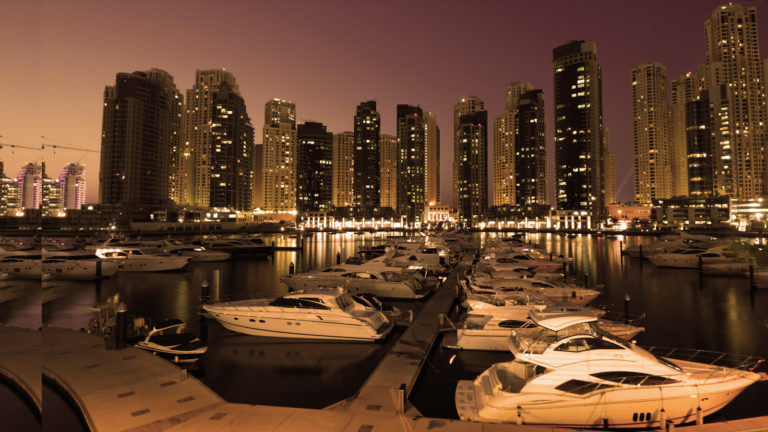 Dubai Marina Wallpaper 20 1600x900 768x432