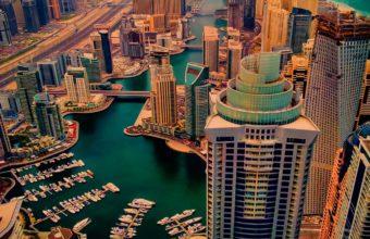 Dubai Marina Wallpaper 21 1024x1024 340x220
