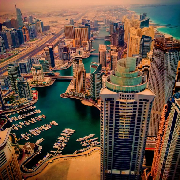 Dubai Marina Wallpaper 21 1024x1024 768x768