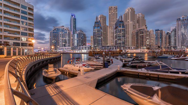 Dubai Marina Wallpaper 22 1920x1080 768x432