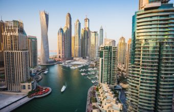 Dubai Marina Wallpaper 25 5472x3648 340x220