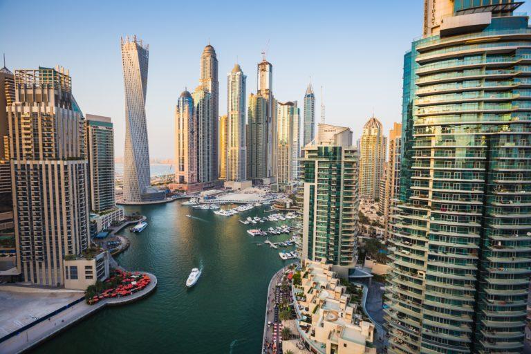 Dubai Marina Wallpaper 25 5472x3648 768x512