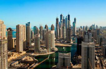Dubai Marina Wallpaper 26 1920x1200 340x220