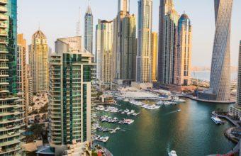 Dubai Marina Wallpaper 27 2732x2732 340x220