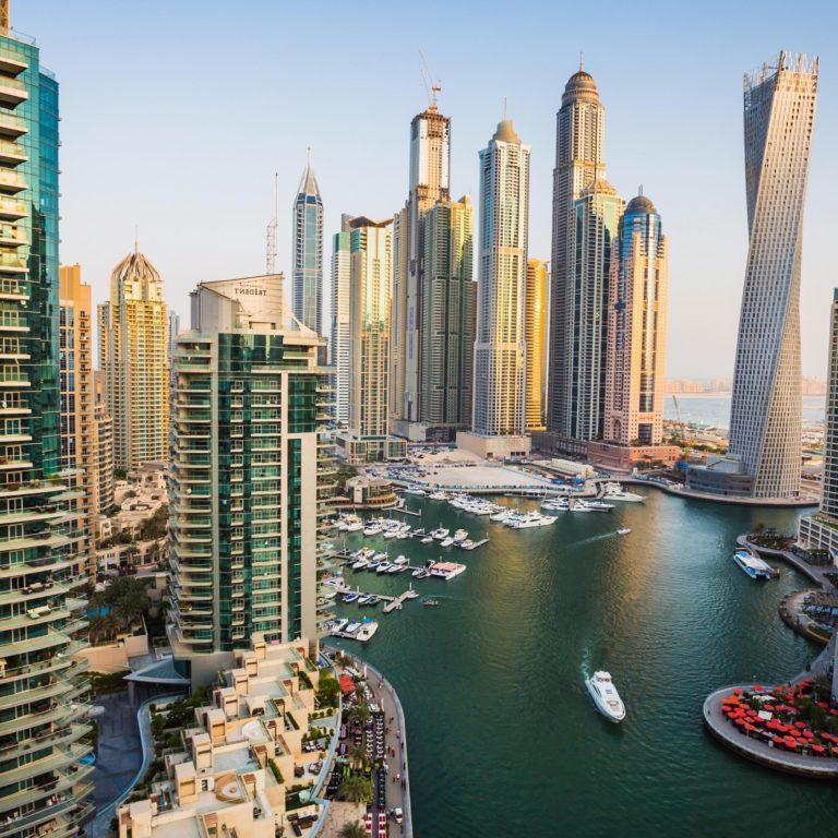 Dubai Marina Wallpaper 27 2732x2732 768x768