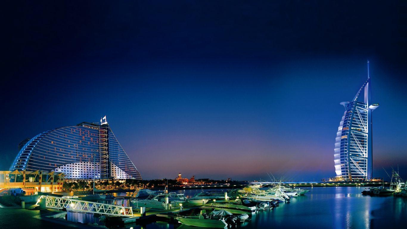 Dubai Widescreen Wallpaper 02
