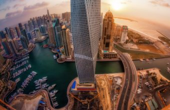 Dubai Widescreen Wallpaper 26 3840x2400 340x220
