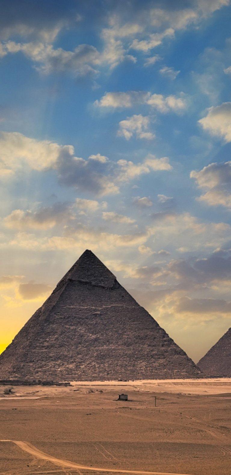 Egypt Pyramids Monument 1080x2220 768x1579
