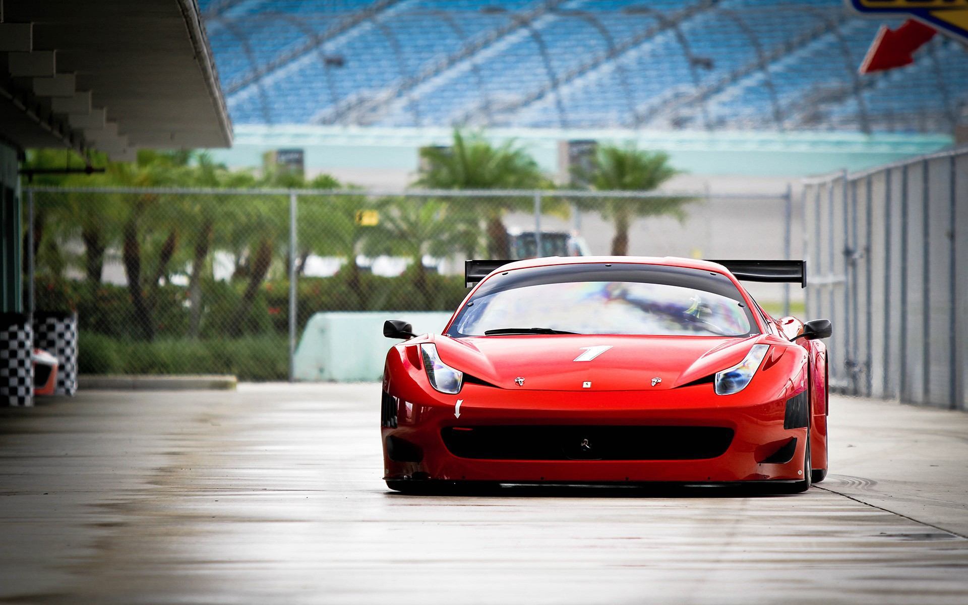 Ferrari 458 Wallpaper 01